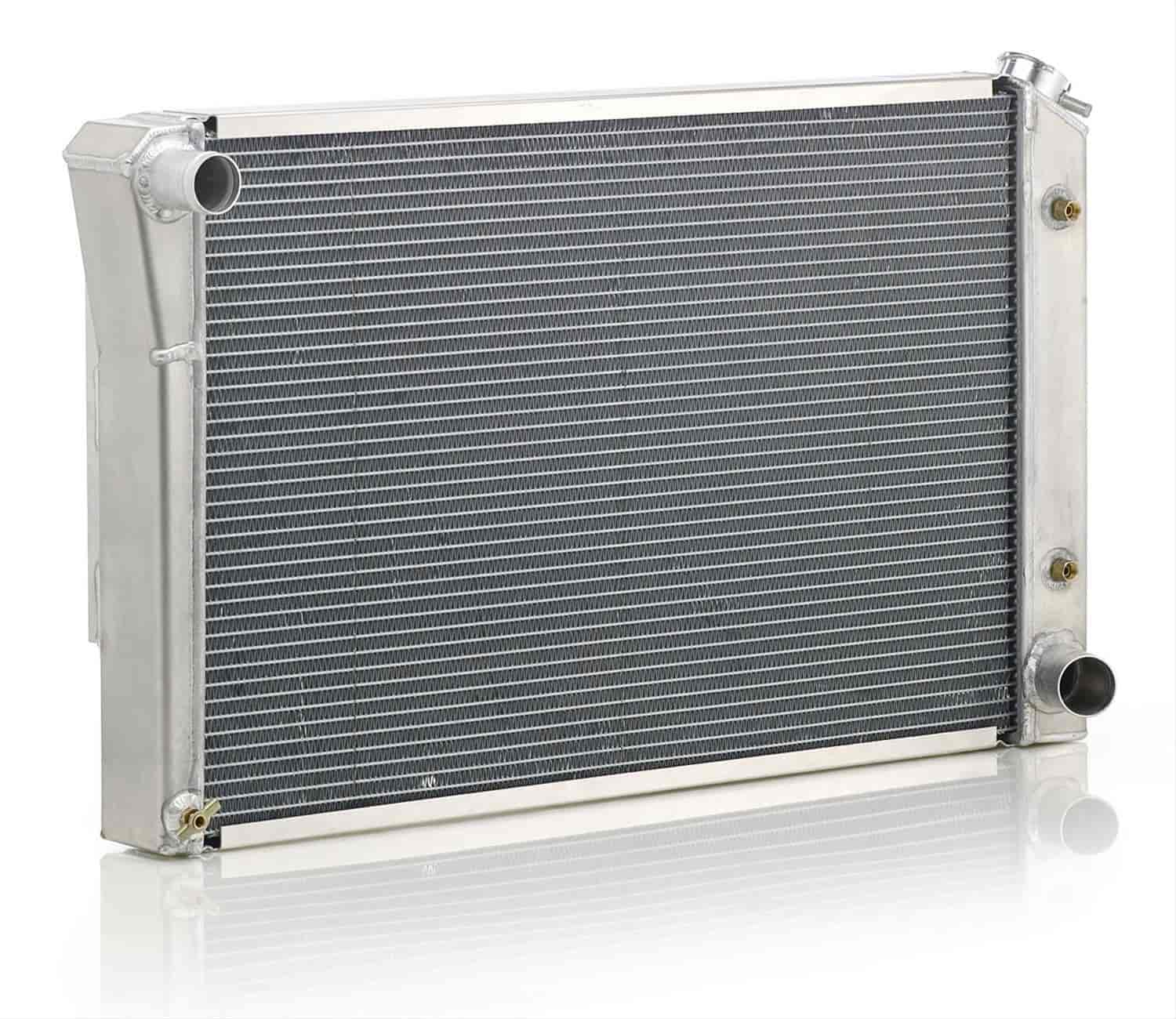 Be Cool Radiators 62339 - Be Cool Crossflow Series Aluminum Radiators