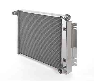 Be Cool Radiators 63008 - Be Cool Crossflow Series Aluminum Radiators