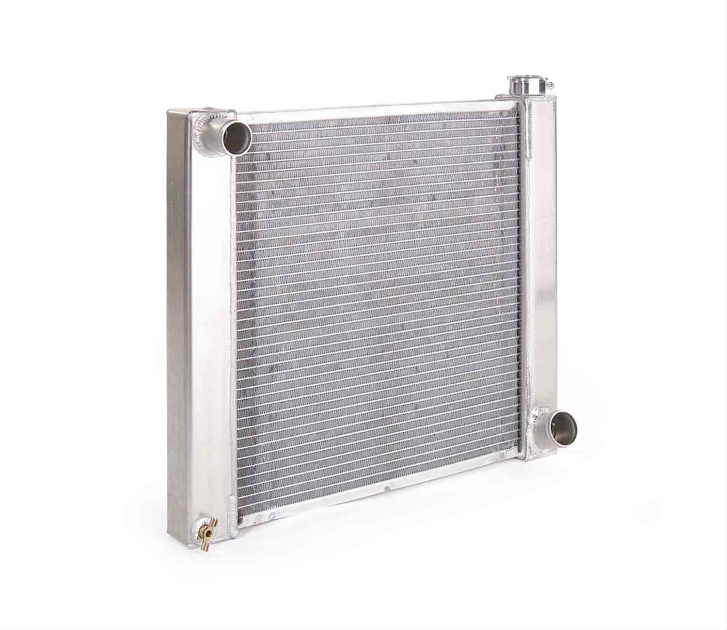 Be Cool Radiators 65001 - Be Cool Universal Aluminum Radiators
