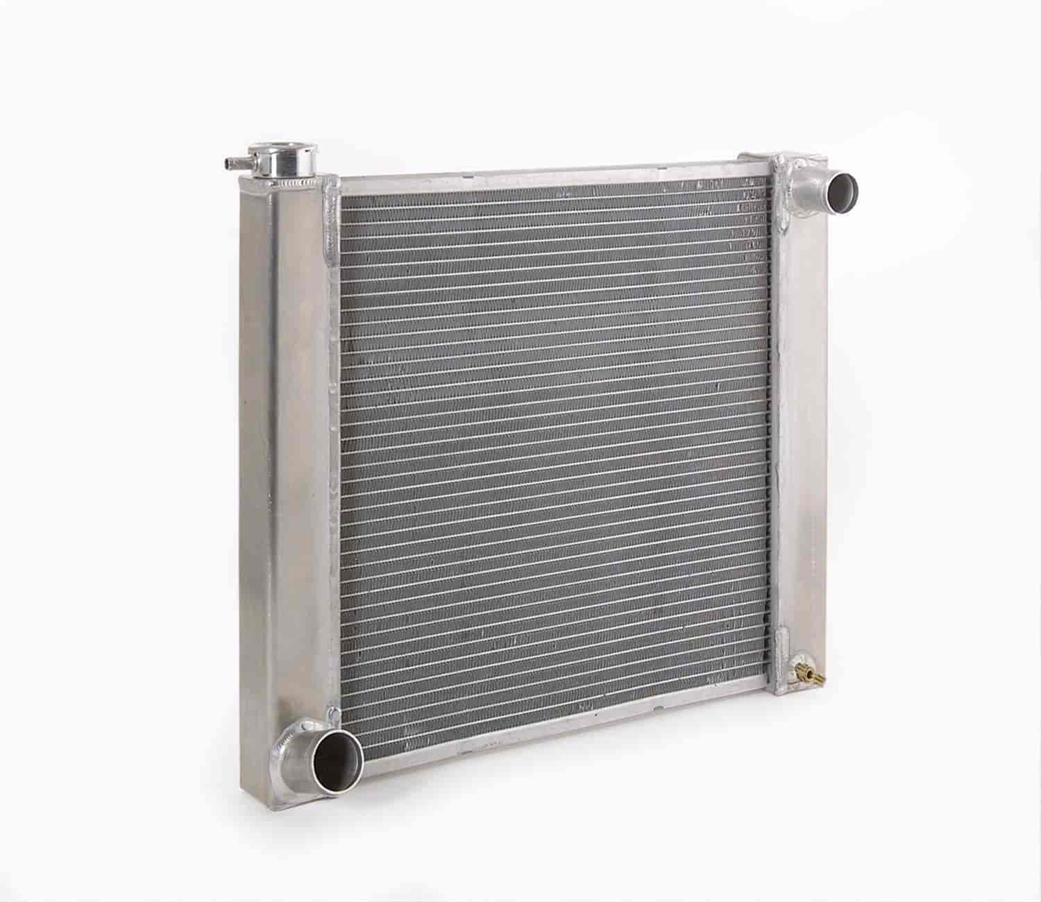 Be Cool Radiators 65005 - Be Cool Universal Aluminum Radiators