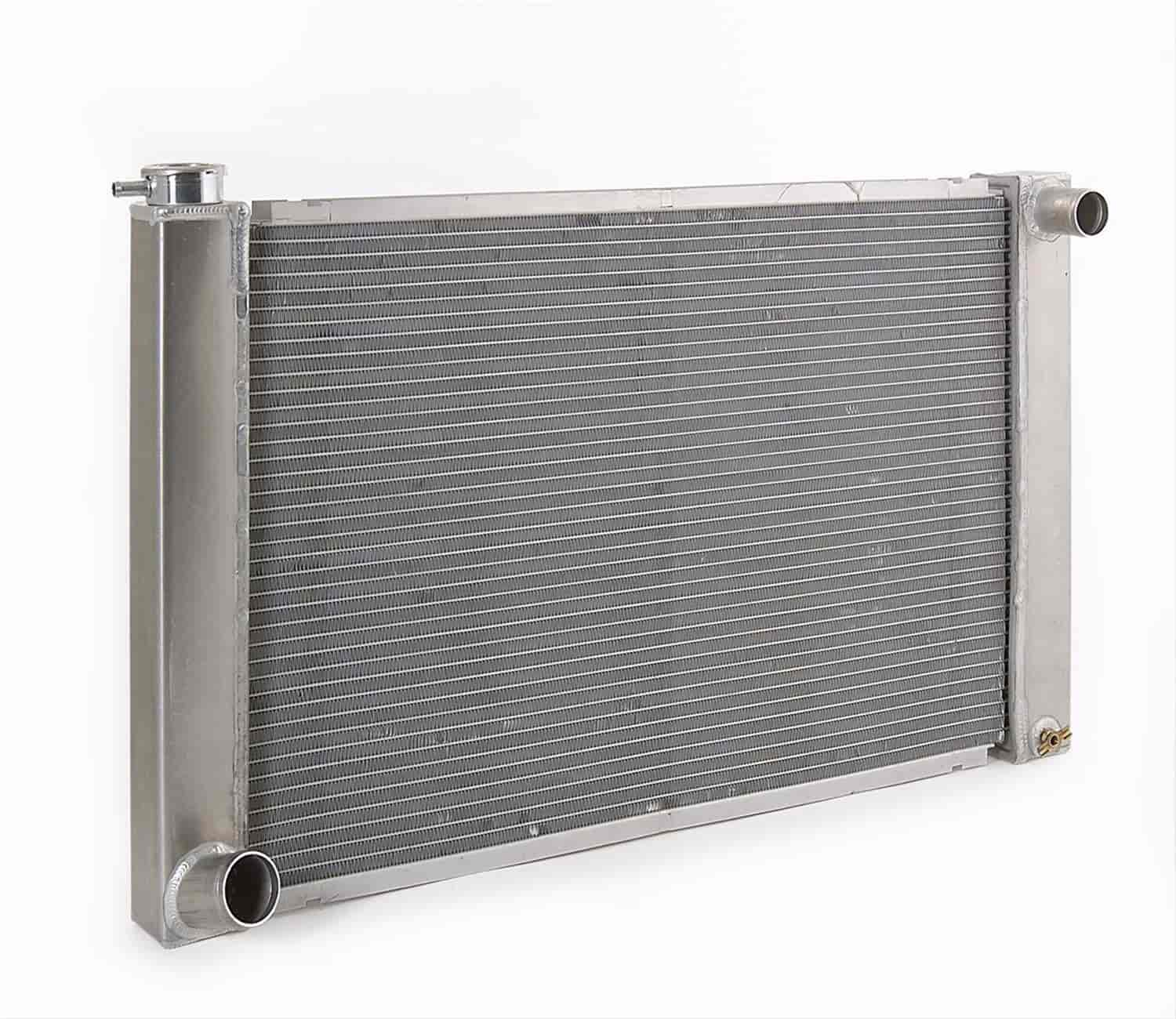Be Cool Radiators 65007 - Be Cool Universal Aluminum Radiators