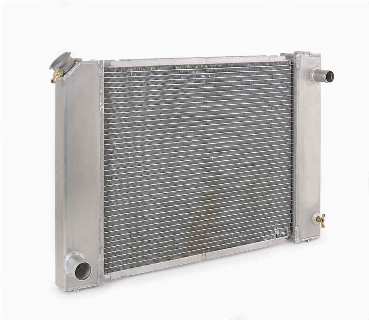 Be Cool Radiators 65011 - Be Cool Ford Mustang Performance Aluminum Radiators
