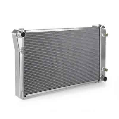 Be Cool Radiators 66062 - Be Cool Crossflow Series Aluminum Radiators