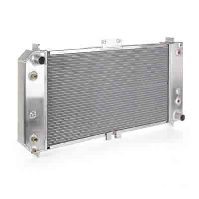 Be Cool Radiators 66065 - Be Cool Crossflow Series Aluminum Radiators