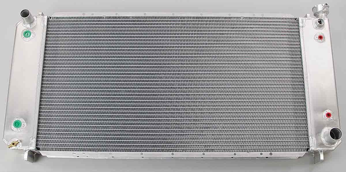 Be Cool Radiators 66069 - Be Cool Crossflow Series Aluminum Radiators