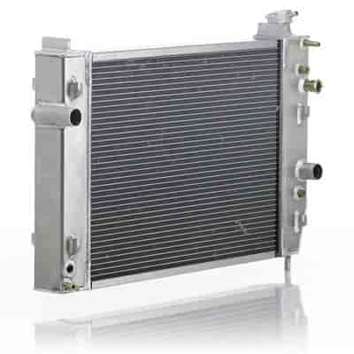 Be Cool Radiators 66103 - Be Cool Crossflow Aluminum Radiators