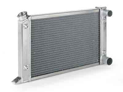 Be Cool Radiators 69009 - Be Cool Scirocco-Style Drag Racing Aluminum Radiators