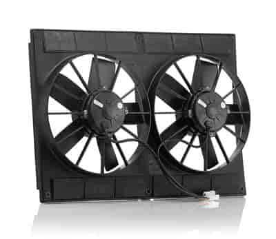Be Cool Radiators 75007 - Be Cool Qualifier Series Electric Fans