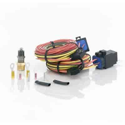 Be Cool Radiators 75104 - Be Cool Electric Fan Wiring Harness Kits