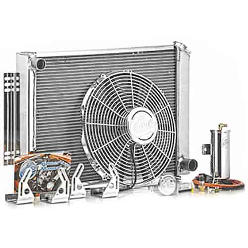 Be Cool Radiators 81509 - Be Cool Show & Go Series Modules