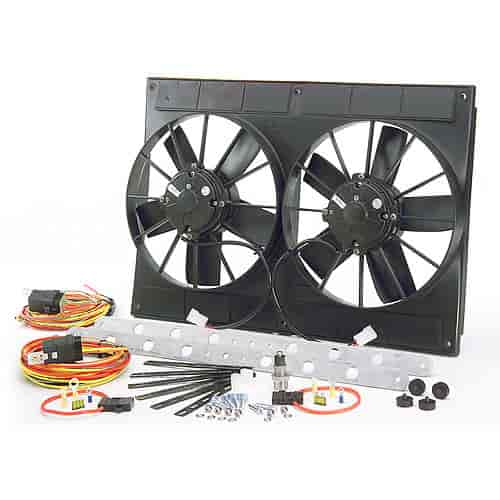 Be Cool Radiators 95007 - Be Cool Fan Modules