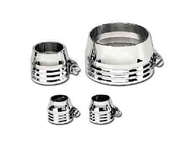 Billet Specialties 67025 - Billet Specialties Hose Clamps