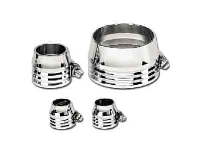 Billet Specialties 67525 - Billet Specialties Hose Clamps