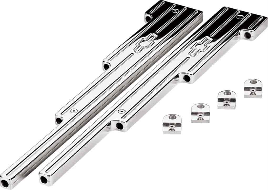 Billet Aluminum Linear Wire Dividers Flame Top