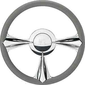 Billet Specialties P30092 - Billet Specialties 14'' Profile Collection Steering Wheels