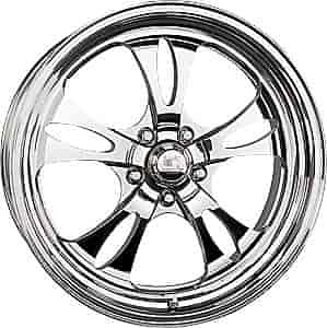 Billet Specialties PS708956160N - Billet Specialties Bargain Wheels