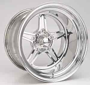 Billet Specialties RS035106535N - Billet Specialties Street Lite Race Wheels