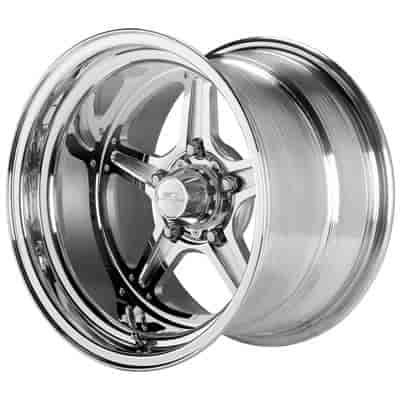 Billet Specialties RS035126545N - Billet Specialties Street Lite Race Wheels