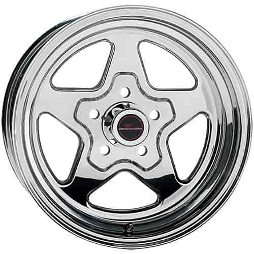 Billet Specialties RS047706545N - Billet Specialties Bargain Wheels
