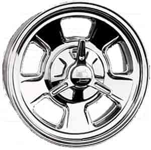 Billet Specialties #VS248700445 - Billet Specialties Legacy Wheels