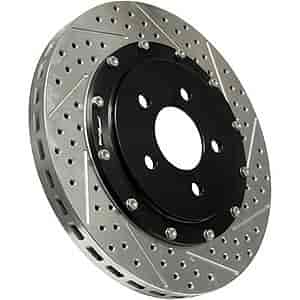 Baer Brake 6910366 - Baer Brake Replacement Rotor Rings