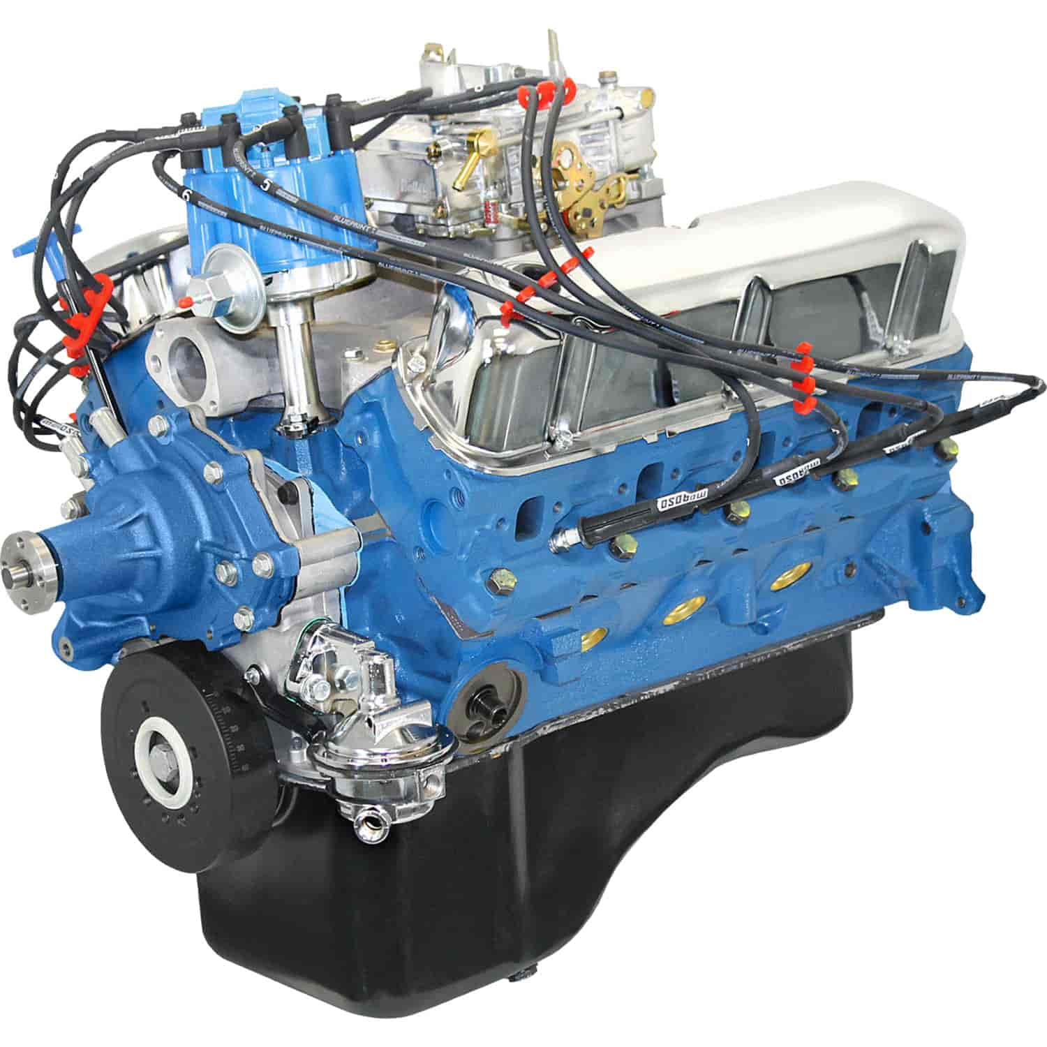 Ford Performance Engine Block 460 Svo Cast Iron: Blueprint Engines BP3024CTC: Ford Small Block 302ci Dress
