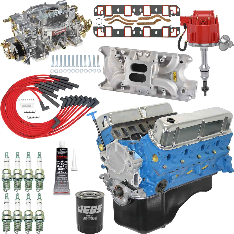 Blueprint engines bp3024ctk ford small block 302ci base crate blueprint engines bp3024ctk malvernweather Gallery