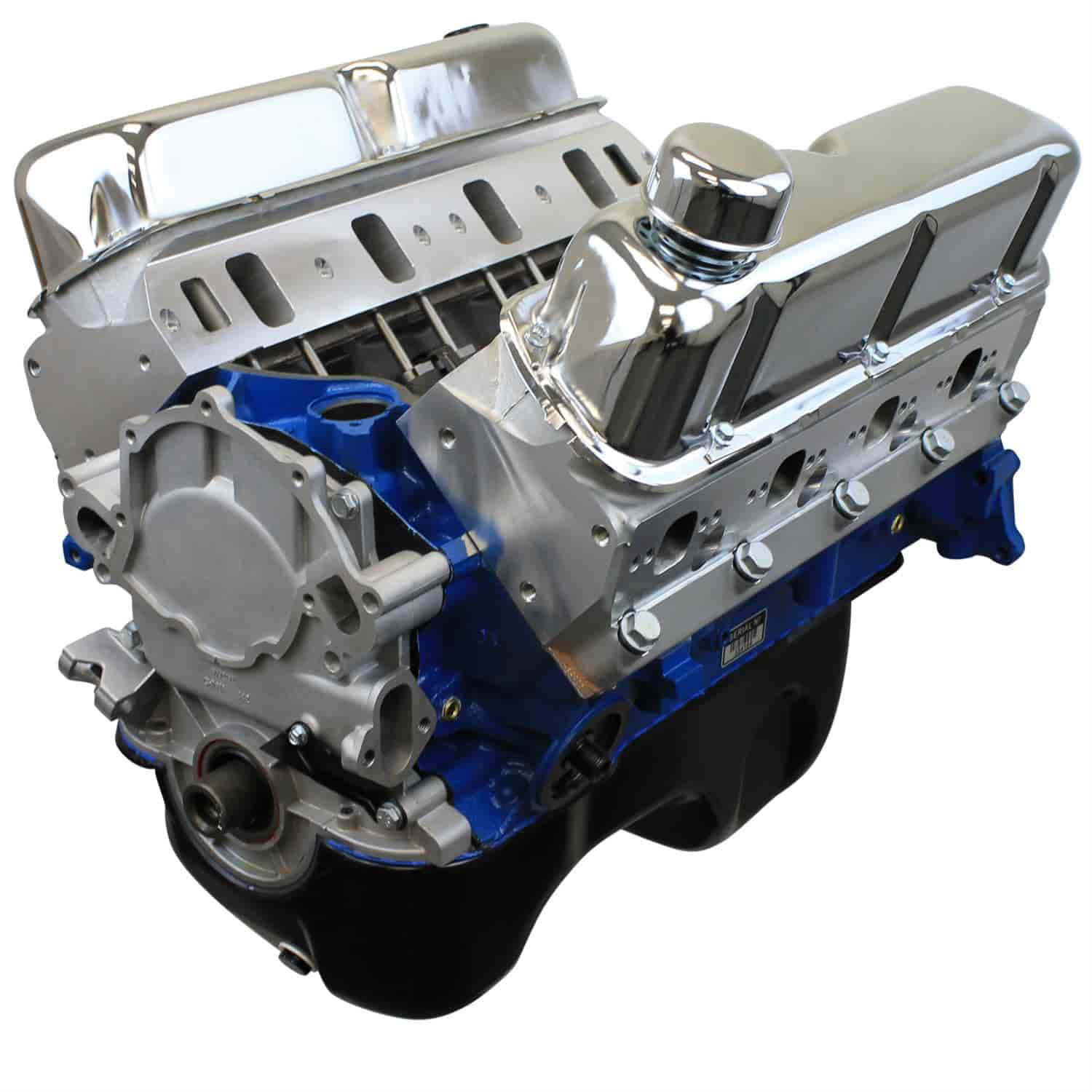 Blueprint Engines Bp3060ct Ford 306 Crate Engine 390 Hp
