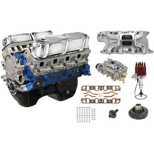 Blueprint engines bp3060ctk ford 306 base crate engine kit jegs blueprint engines bp3060ctk malvernweather Choice Image