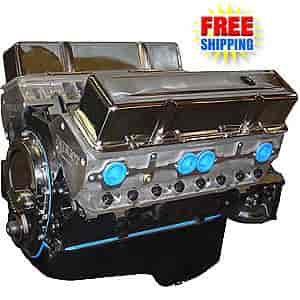 Blueprint Engines BP35512CT1 - Blueprint Engines Small Block Chevy w/Aluminum Heads 355ci/ 375HP/ 400TQ