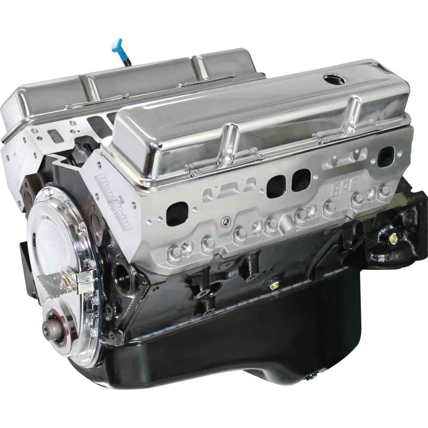 Blueprint Engines BP38313CT1 - Blueprint Engines Small Block Chevy 383ci / 430HP / 450TQ