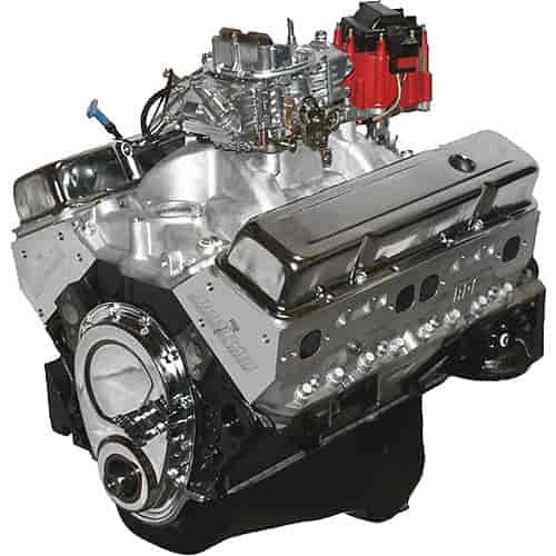 Blueprint Engines BP35513CTC1 - Blueprint Engines Small Block Chevy 355ci/ 385HP/ 390TQ