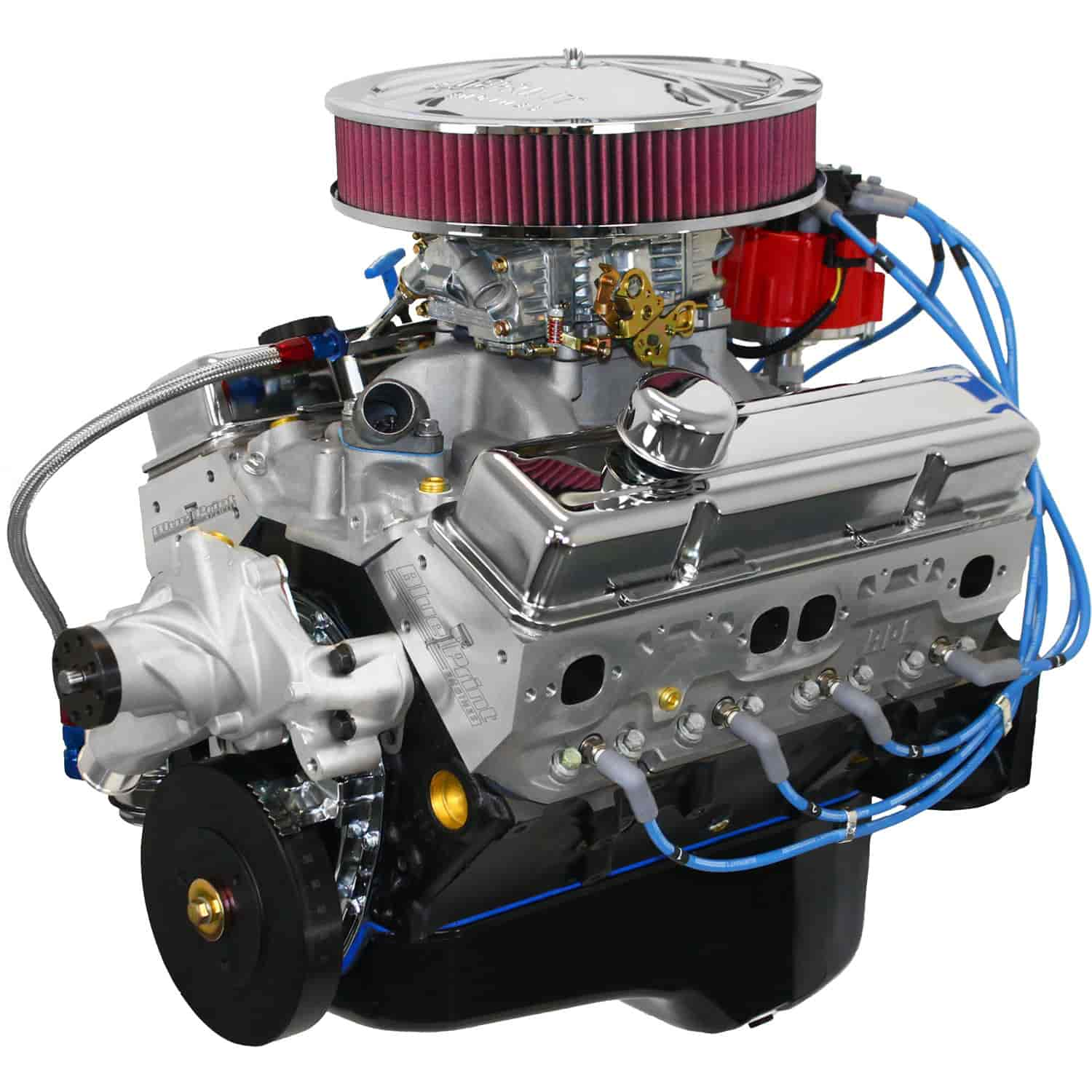 Blueprint engines bp38313ctc1d sbc 383ci dress engine 430hp450tq w blueprint engines bp38313ctc1d sbc 383ci dress engine 430hp450tq w aluminum heads jegs malvernweather Choice Image