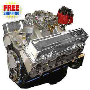 Blueprint Engines BP38313CTC1 - Blueprint Engines Small Block Chevy 383ci/ 430HP/ 450TQ