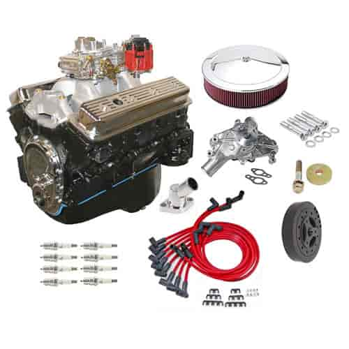 Blueprint Engines BP3832CTC1K - Blueprint Engines Small Block Chevy w/Cast Iron Heads 383ci/ 310HP/ 385TQ