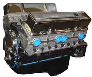 Blueprint Engines BP3834CT1 - Blueprint Engines Small Block Chevy w/Aluminum Heads 383ci/ 420HP/ 450TQ