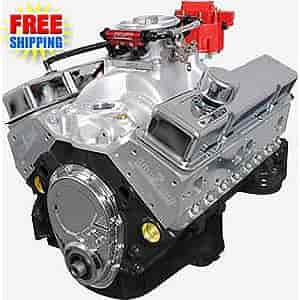 Blueprint Engines BP3961CTF - Blueprint Engines Small Block Chevy 396ci Stroker/ 485HP/ 500TQ
