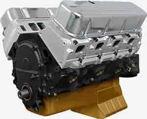 Blueprint Engines BB-Chevy 496ci Stroker Base Engine 575HP/600TQ