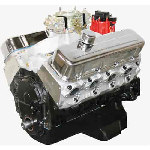Blueprint Engines BP4962CTC - Blueprint Engines BB-Chevy 496ci Stroker/ 575HP/ 600TQ