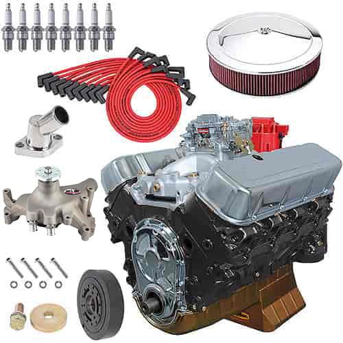 Blueprint engines bp4969ctck bbc 496ci dress engine kit jegs blueprint engines bp4969ctck malvernweather Gallery