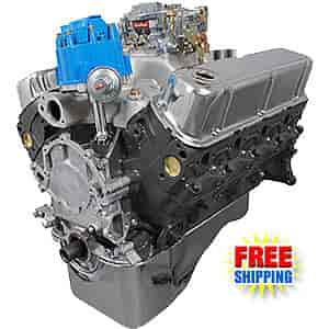 Blueprint Engines BPF4083CTC - Blueprint Engines Small Block Ford 408ci Stroker/ 345HP/ 440TQ