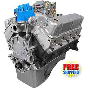 Blueprint Engines BPF4084CTC - Blueprint Engines Small Block Ford 408ci Stroker/ 425HP/ 455TQ