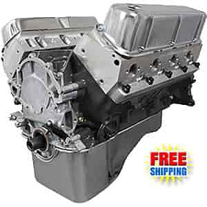 Blueprint Engines BPF4084CT - Blueprint Engines Small Block Ford 408ci Stroker/ 425HP/ 455TQ