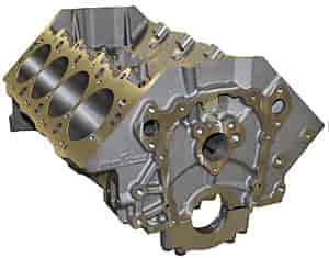 Blueprint Engines BB Chevy Cast Iron Engine Block Gen V/VI 1-Piece Rear  Main Seal