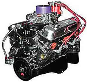 Blueprint Engines MBP3830CTC - Blueprint Engines Small Block Chevy Marine 383ci / 405HP / 450TQ