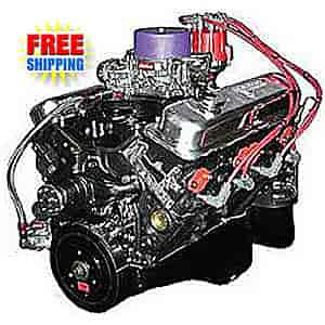 Blueprint Engines MBP3830CTC - Blueprint Engines Small Block Chevy Marine 383ci/ 405HP/ 450TQ