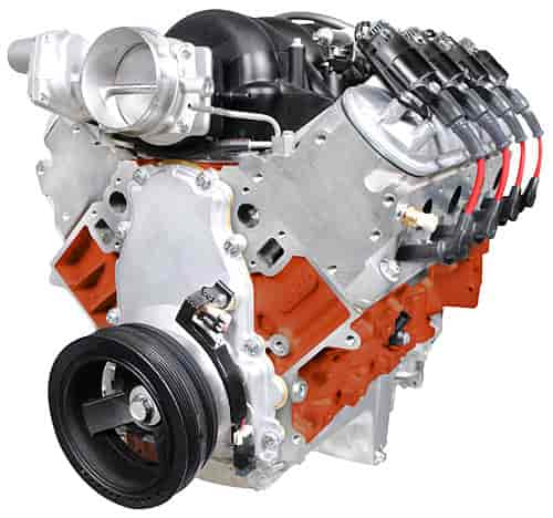 Blueprint engines psls4272ctf gm ls 427ci dress retrofit fi engine blueprint engines psls4272ctf malvernweather Gallery
