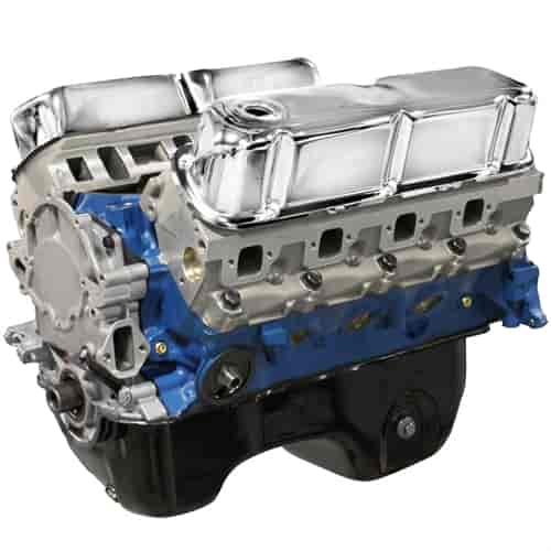Ls1 With Heads And Cam Hp: Blueprint Engines BP3027CT: Small Block Ford 302 Ci Base