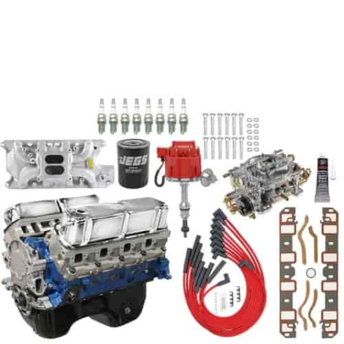 Blueprint engines bp3027ctk small block ford 302 ci base engine kit blueprint engines bp3027ctk malvernweather Gallery