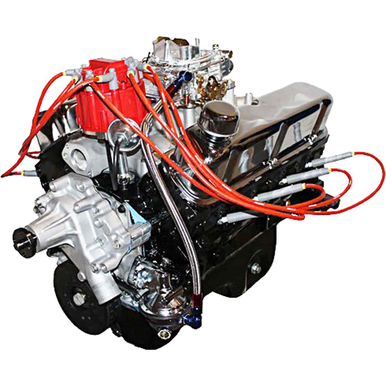 Blueprint engines bp3472ctc small block ford 347ci dress engine blueprint engines bp3472ctc malvernweather Choice Image